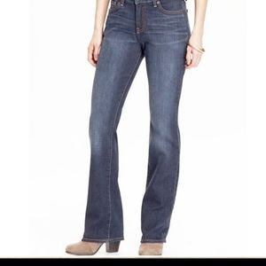 Old Navy Dreamer boot cut jeana